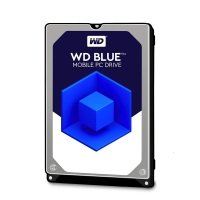 Western Digital Mobile Blue 500GB 2.5 SATA HDD