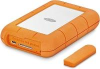 Lacie 4tb Rugged Raid Pro Usb C And Usb 3.0 Portable Hard Drive With Integrated Sd Card Reader