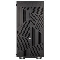 CORSAIR 275R Airflow Tempered Glass Mid-Tower Gaming Case Black