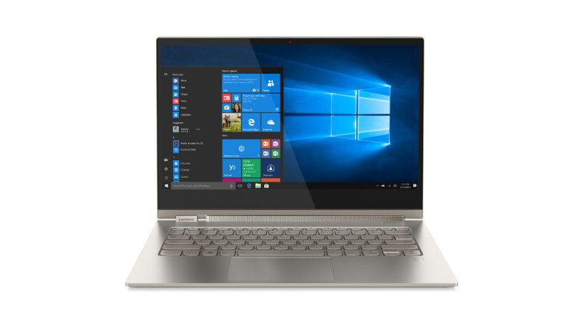 "Lenovo Yoga C930 i5-8250U 8GB 256GB SSD 13.9"" Touch Win10 Home Convertible Laptop"