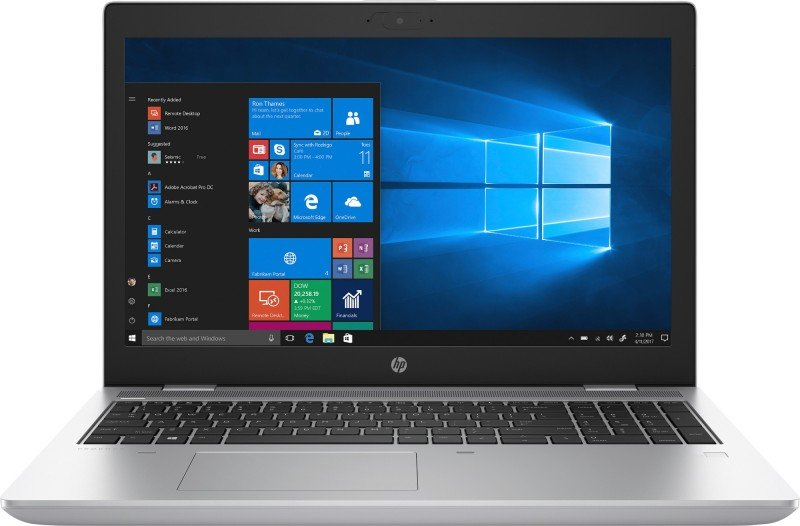 """HP ProBook 650 G5 i5-8265U 8GB 256GB SSD 15.6"""" Win10 Pro Laptop"""