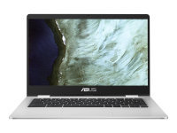 ASUS Chromebook Silver Laptop