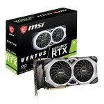 MSI GeForce RTX 2080 SUPER VENTUS XS OC 8GB Graphics Card
