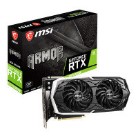 MSI GeForce RTX 2070 SUPER 8GB ARMOR OC Graphics Card