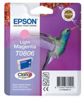 Epson T0806 Light Magenta Ink Cartridge