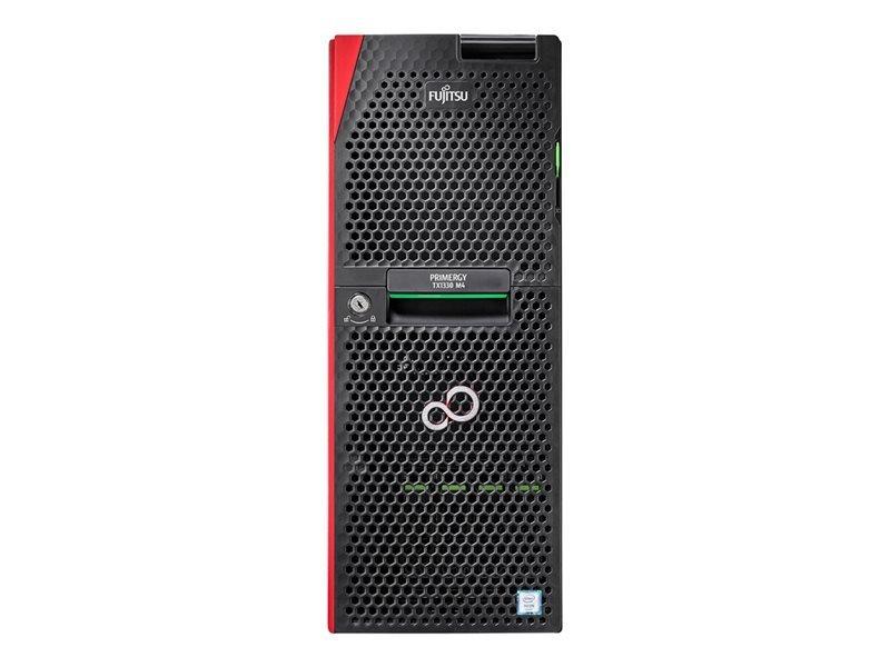 Fujitsu PRIMERGY TX1330 M4 Xeon E-2124 3.3 GHz 16GB RAM 4U Tower Server