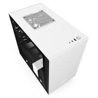 NZXT H210i Matte White / Black Mini-ITX Tower Case