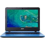 £195.75, EXDISPLAY Acer Aspire 1 Intel Celeron 2GB 32GB 11.6in Laptop - Blue, Intel Celeron N4000 1.1GHz, 2GB RAM + 32GB eMMC, 11.6inch HD LCD Display, Webcam + Bluetooth, Windows 10 Home,
