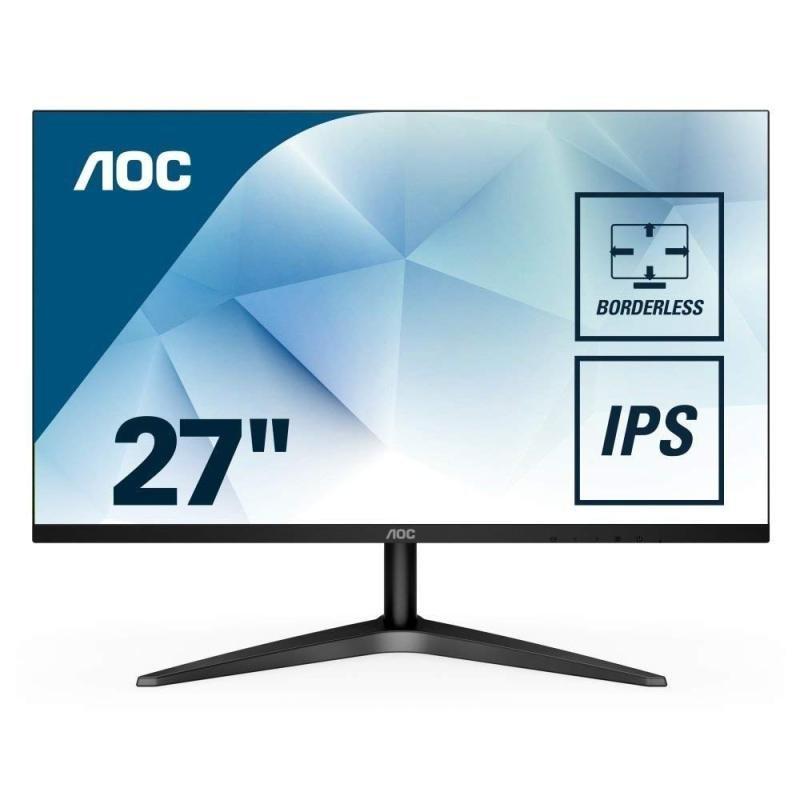 "EXDISPLAY AOC 27B1H 27"" IPS Full HD Monitor"