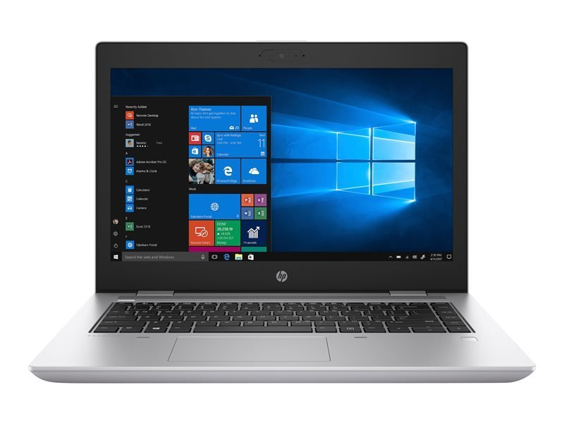 "HP ProBook 640 G5 Core i5 8GB 256GB SSD 14"" Win10 Home Laptop"