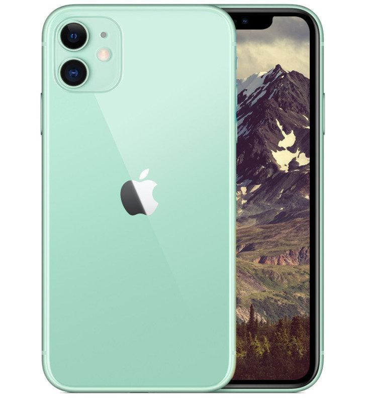 Apple iPhone 11 (2019) 64GB Green