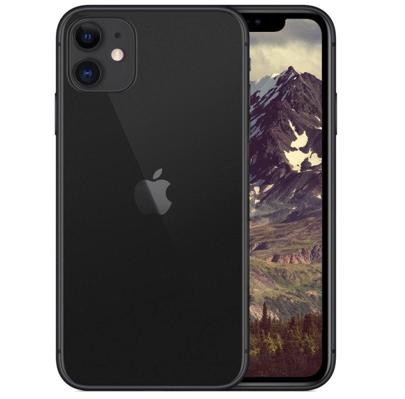 Apple iPhone 11 (2019) 128GB Black