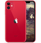 Apple iPhone 11 (2019) 128GB Red