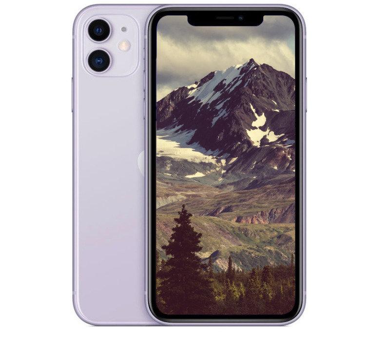 Apple iPhone 11 (2019) 128GB Purple