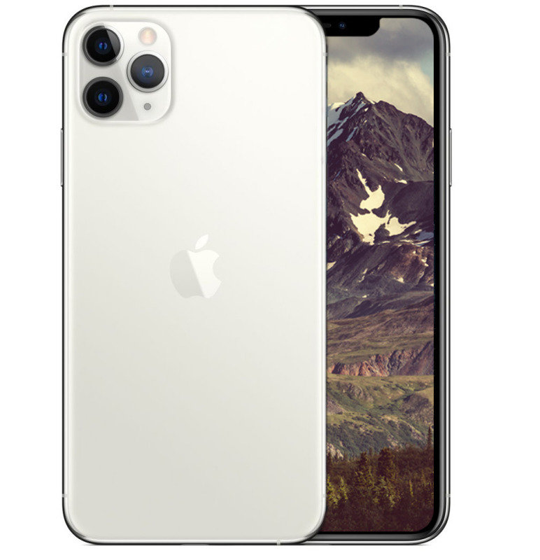 Apple iPhone 11 Pro (2019) 512GB Silver
