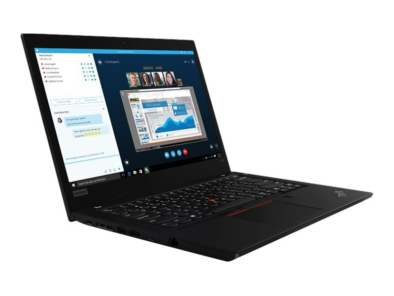 "Lenovo ThinkPad L490 Core i7 8GB 256GB SSD 14"" Win10 Pro Laptop"