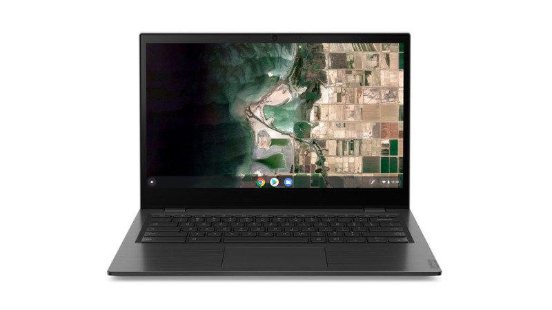 "Lenovo 14e AMD A4 4GB 64GB eMMC 14"" Touchscreen Chromebook"