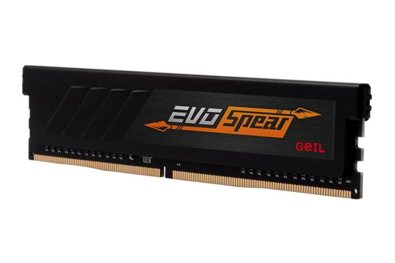 Image of D4 D 2400 8gb 1x8 Mod Evo Spear Heatspreader 16-16-16-36
