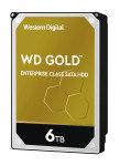 WD Gold 6TB hard Drive SATA 6Gbs