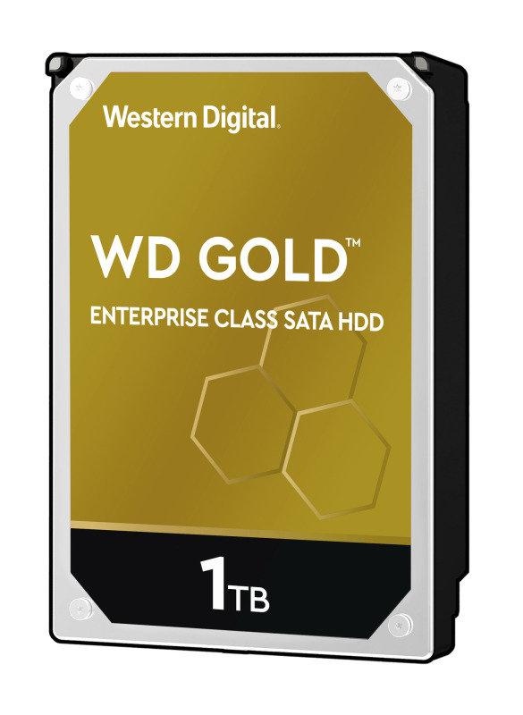 WD Gold 1TB Hard Drive SATA 6Gb/s