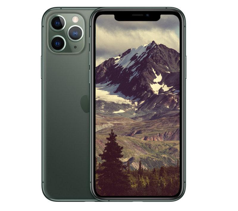 Apple iPhone 11 Pro Max (2019) 512GB Midnight Green