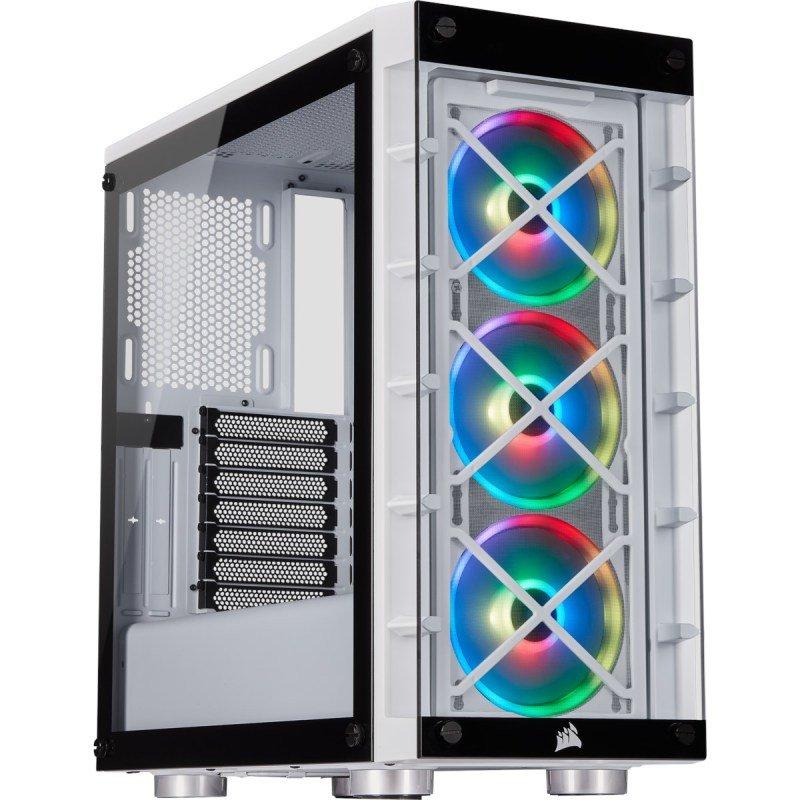 Case Atx Icue 465x Wht Wdow Rgb