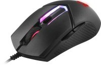 MSI CLUTCH GM30 RGB Optical GAMING Mouse '6200 DPI Optical Sensor, 6 Programmable button, Dual-Zone