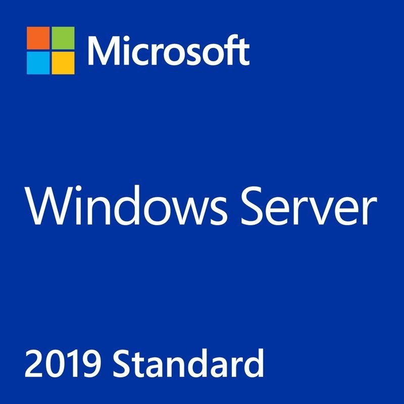 Windows Server Standard 2019 64bit Eng Dvd 16 Core OEM