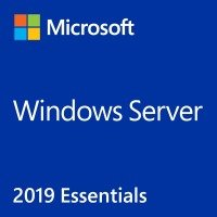 Microsoft Windows Server 2019 Essentials 1-2 CPU 64Bit DVD SB / OEM, English