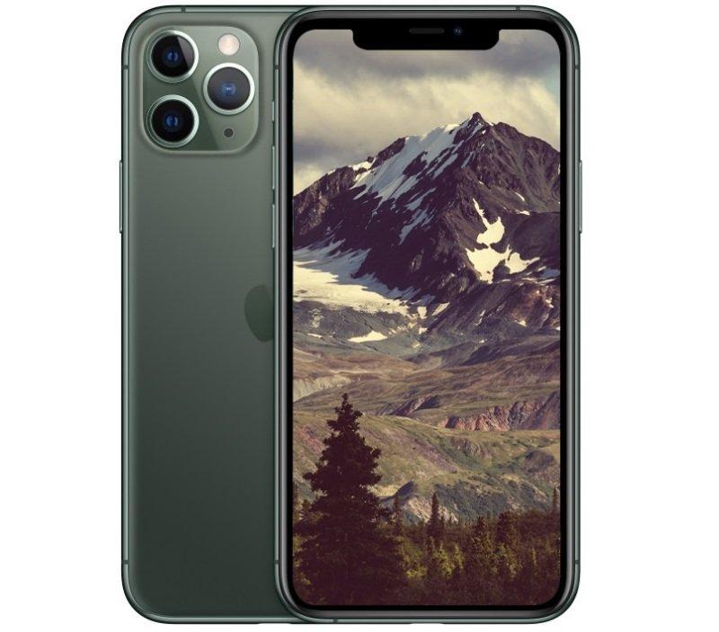 Apple iPhone 11 Pro Max (2019) 64GB Midnight Green