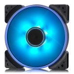 Fractal Design 120mm Blue LED Prisma SL-12 3-pin DC PC Cooling Fan