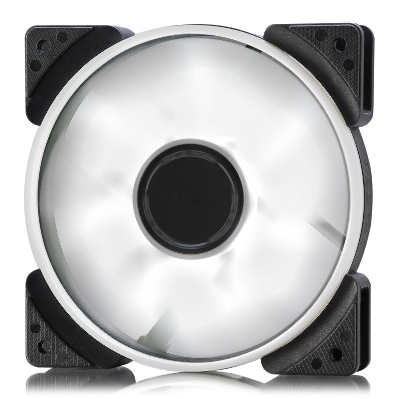 Image of Cool Case Sl-12 White Air 120mm