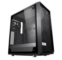 Fractal Meshify C Light Tinted Tempered Glass Mid Tower PC Gaming Case