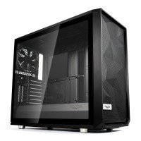 Fractal Meshify S2 Black Tempered Glass Midi PC Gaming Case