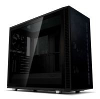 Fractal Design Define S2 Vision Tempered Glass Blackout Midi PC Gaming Case