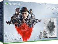 Xbox One X With Gears 5