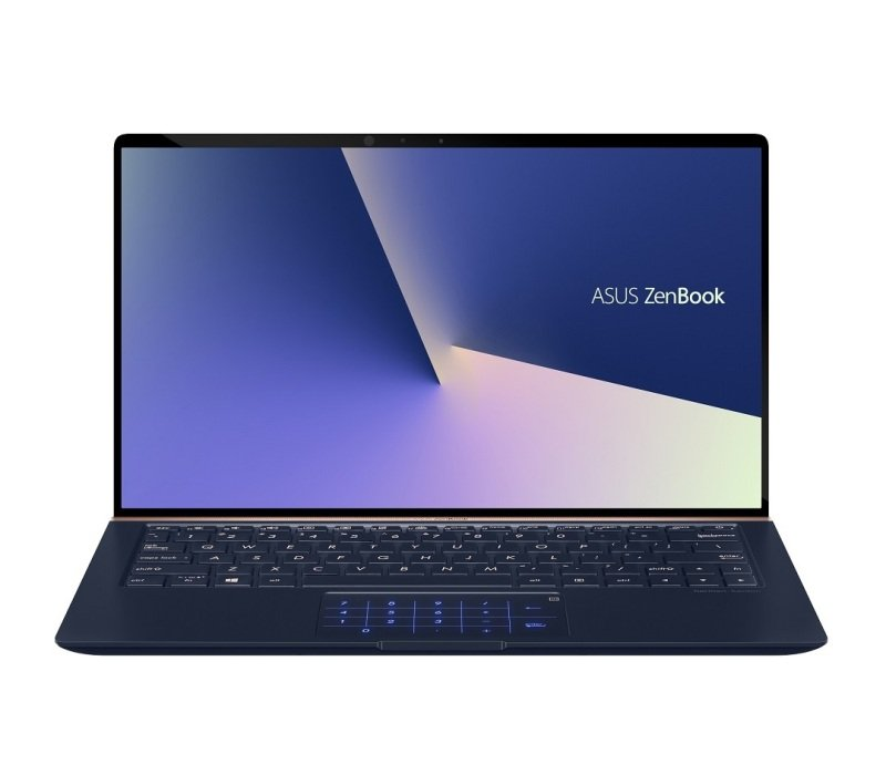 "Asus Pro ZenBook P333FA-A3202R Core i5 8GB 512GB SSD 13.3"" Win10 Pro Laptop"