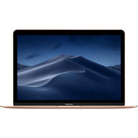 "Apple Macbook 2017, Core m3, 8GB RAM, 256GB SSD, 12"" Retina Display - Gold"