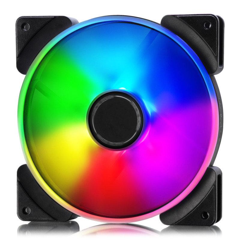 Fractal Design 140mm Addressable RGB LED Prisma AL-14 4-pin PWM PC Cooling Fan