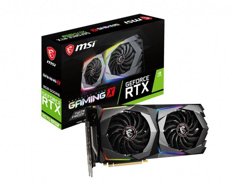 MSI GeForce RTX 2070 SUPER GAMING X 8GB Graphics Card
