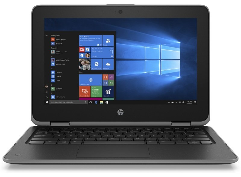 "Image of HP ProBook X360 G3 Intel Celeron 4GB 128GB eMMC 11"" Win10 Home Convertible Laptop"