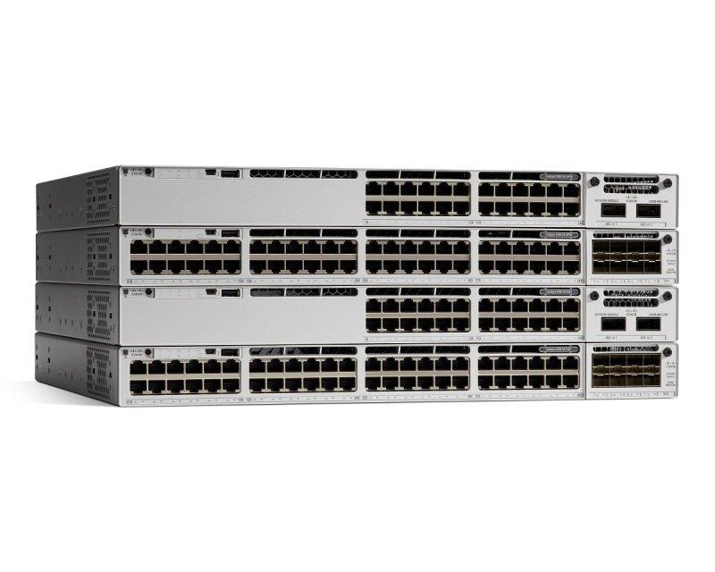 Cisco Catalyst C9300-48UXM-E 48 Ports Managed Switch