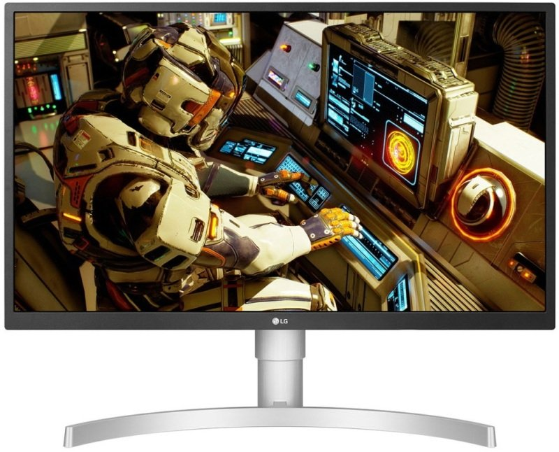 "EXDISPLAY LG 27UL550 27"" Ultra HD 4K Monitor with HDR"