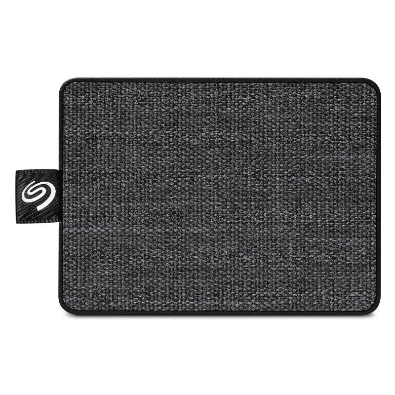 Seagate One Touch 1TB Portable SSD - Black