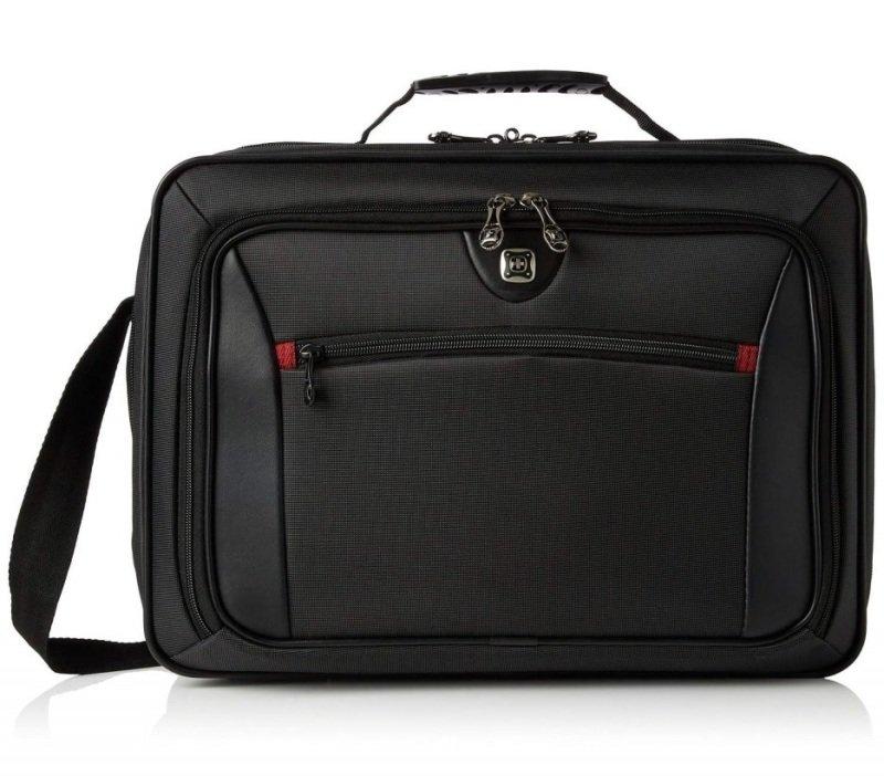 "Wenger Insight Single 16"" Laptop Case Black"