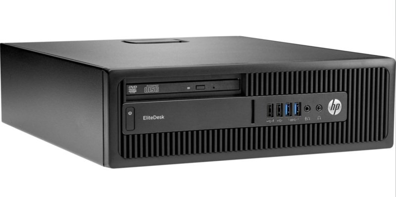 REFURBISHED HP 800 G1 SFF Core i7 16GB 512GB SSD Win10 Pro Desktop PC
