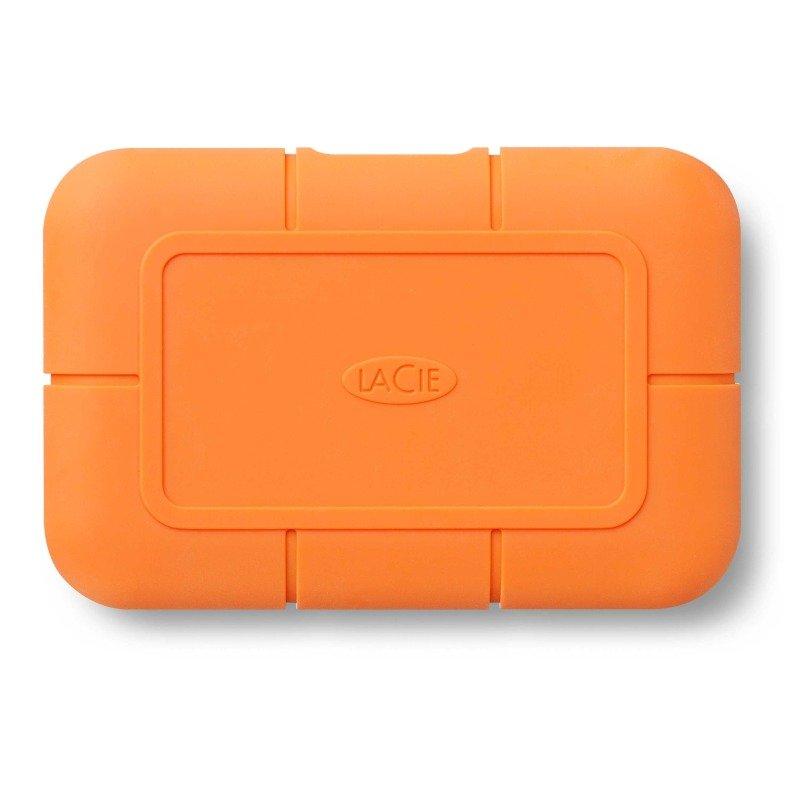 LaCie Rugged SSD Professional External Solid State Drive USB-C USB 3.0 2TB
