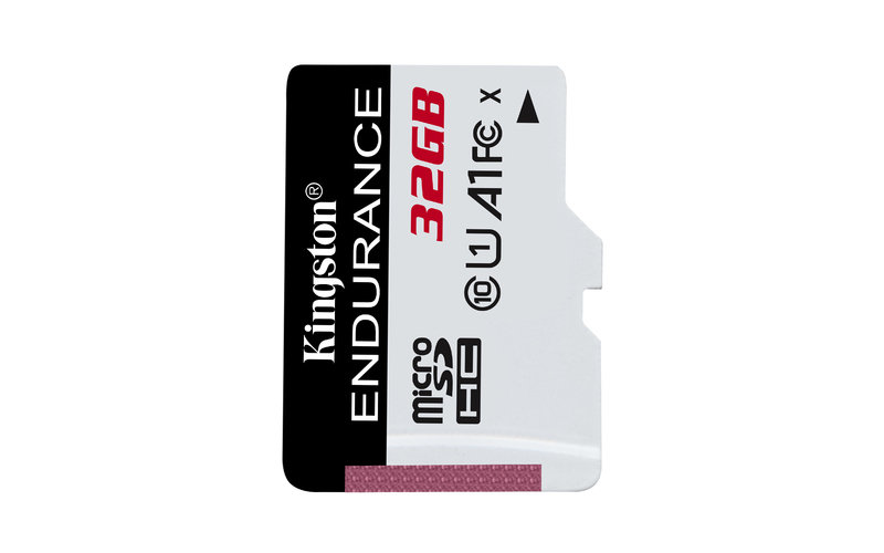 Kingston 32GB High Endurance microSD Card
