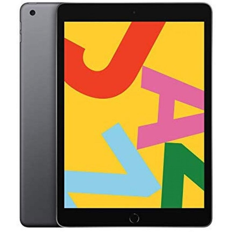 "Apple iPad 10.2"" 32GB WIFI Tablet (2019) - Space Grey"