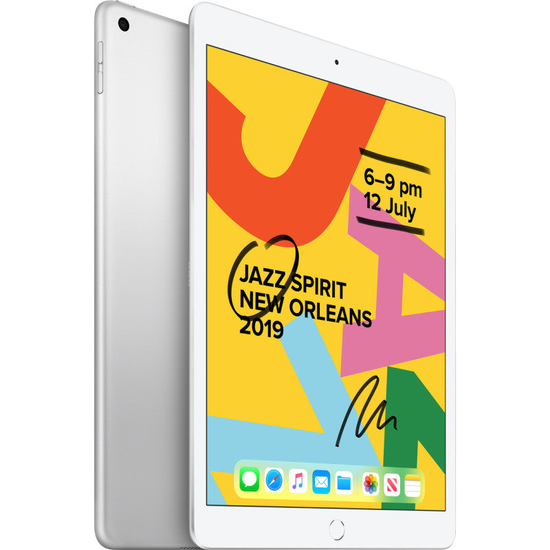 "Apple iPad 10.2"" 32GB WIFI Tablet (2019)  - Silver"